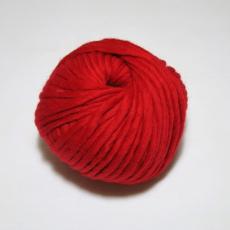 knit & hook - the bulky merino Knäuel - 902 Rot