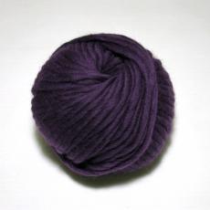 knit & hook - the bulky merino Knäuel - 904 Pflaume