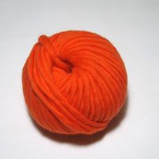 knit & hook - the bulky merino Knäuel - 908 Orange