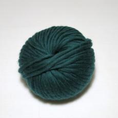 knit & hook - the bulky merino Knäuel - 909 Blaugün