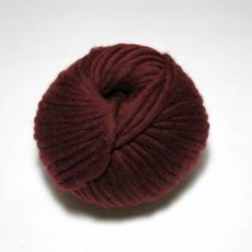 knit & hook - the bulky merino Knäuel - 913 Weinrot