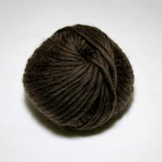 knit & hook - the bulky merino Knäuel - 914 Braun