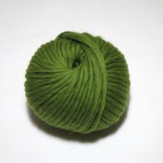 knit & hook - the bulky merino Knäuel - 917 Grün