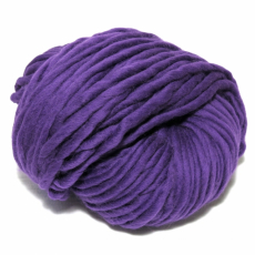 knit & hook - the bulky merino Strang - 903 Lila