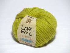 katia - LOVE WOOL - 112 Gelbgrün
