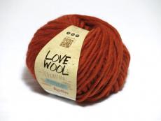 katia - LOVE WOOL - 114 Mittelorange