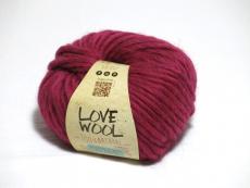 katia - LOVE WOOL - 116 Fuchsia