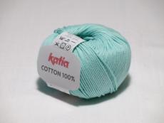 katia - COTTON 100% - 34 Weißgrün