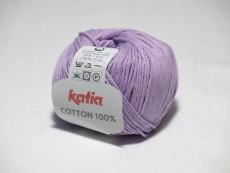 katia - COTTON 100% - 18 Flieder