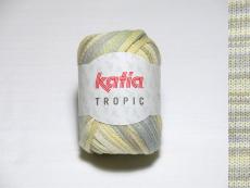 katia - TROPIC - Farbmix 72 Gelb-Blau