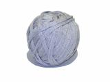 Lumpaas bandaas - Flachband 10mm - Lavendel Lurex