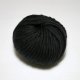 knit & hook - the bulky merino Knäuel - 901 Schwarz