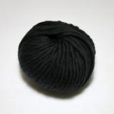 knit & hook - the bulky merino Knäuel - 901 Schwarz