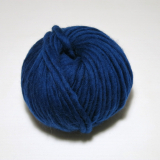 knit & hook - the bulky merino Knäuel - 906 Blau