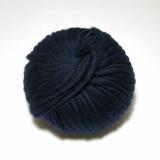knit & hook - the bulky merino Knäuel - 907 Schwarzblau