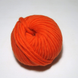 knit & hook - the bulky merino Knäuel - 908 Orange