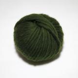 knit & hook - the bulky merino Knäuel - 916 Spinat