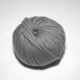 knit & hook - the bulky merino Knäuel - 919 Hellgrau