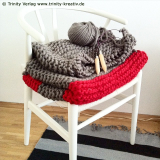 knit & hook - the bulky merino Strang - 902 Rot