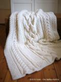 knit & hook - the bulky merino Strang - 912 Natur