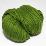 knit & hook - the bulky merino Strang - 917 Grün