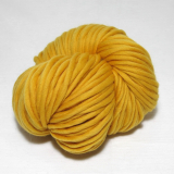 knit & hook - the bulky merino Strang - 918 Senf