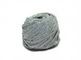 Lumpaas bandaas - Flachband 10mm - Silber Lurex