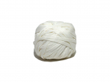 Lumpaas bandaas - Flachband 10mm - Weiß