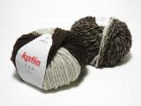 katia - CAP BASIC - 50 Natur-Braun