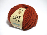 katia - LOVE WOOL - 114 Mittelorange