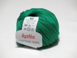 katia - COTTON 100% - 33 Smaragdgrün