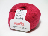 katia - COTTON 100% - 32 Hellrot