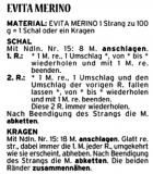 katia -  Artesania EVITA Merino - 43 Schwarz