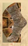 katia - INDIA Sockengarn - 50 Beige-Braun meliert