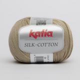 katia - SILK-COTTON - 54 Beige