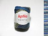 katia - TROPIC - Farbmix 77 Blau-Beige