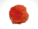 On line - Kunstfell-Pompon - 14 Neonorange